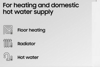 Luft til vand varmepumpe er det nyeste i opvarmning