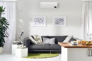 Wind-Free aircondition fra Samsung